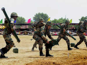 Indian Army training to be restructured