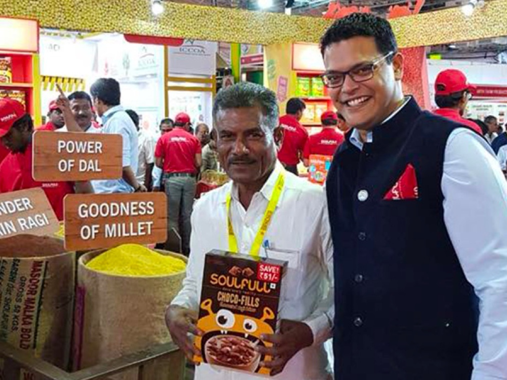 Indians dislike modern breakfast cereals. A startup wants to change that — with a 4,000-year-old grain.