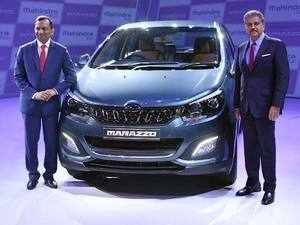 Mahindra Marazzo launched in India, Anand believes it will be game-changer like Scorpio