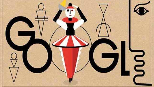 Oskar Schlemmer: German painter-choreographer-designer Google is honouring