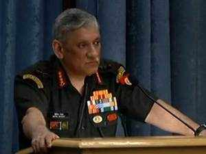 Soldiers should get access to social media for psychological warfare, says Gen Bipin Rawat