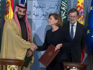 Spain cancels sale of 400 bombs to Saudi Arabia