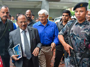 Having a separate constitution for Jammu and Kashmir was an aberration: Doval