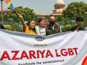 Section 377: India celebrates historic SC verdict