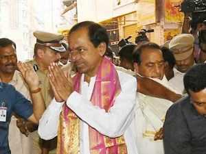 KCR calls Rahul Gandhi 'biggest buffoon'