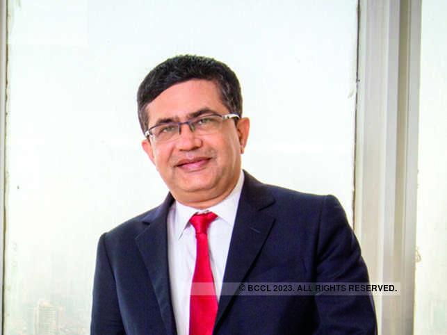BSE CEO Ashish Kumar Chauhan