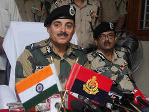 Home minister to soon launch smart fence project along Pakistan border: BSF DG