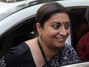 Even Amethi now don't expect anything from Rahul Gandhi: Smriti Irani
