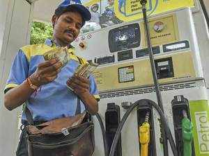 Fuel price hike: Petrol breaches Rs 80/litre mark in Delhi