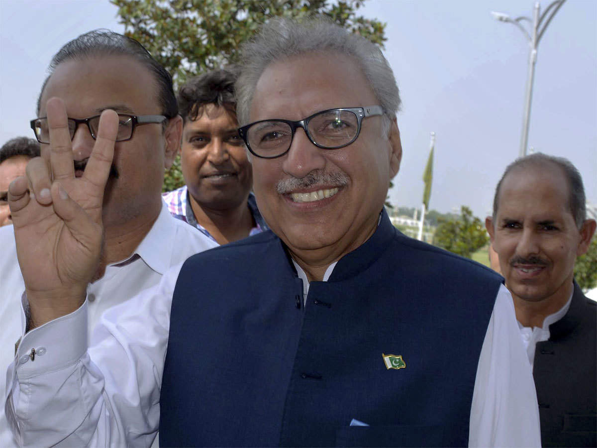 Arif Alvi: Latest News & Videos, Photos about Arif Alvi | The