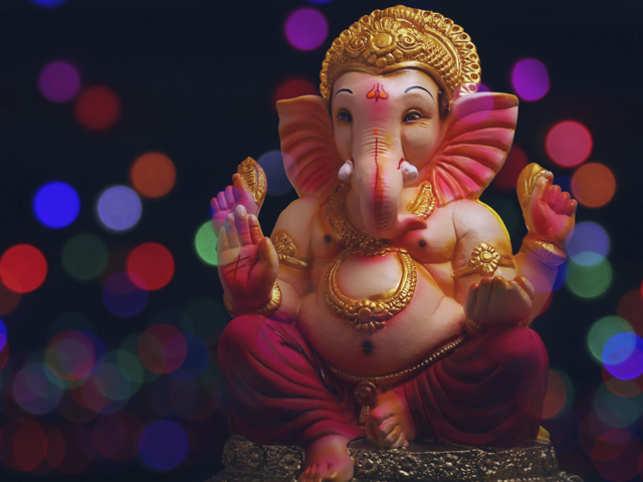 Ganesha idol