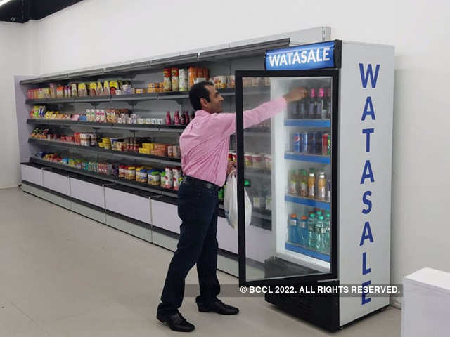 This Amazon Go inspired store in Kerala shows future of ...