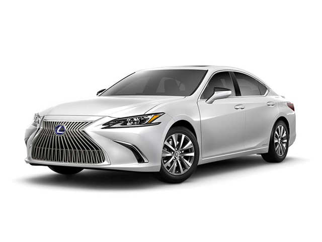 Lexus wheels in all-new version of hybrid electric car, ES 300h, in India at Rs 59.13 lakh