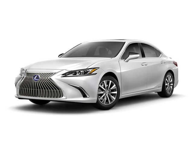Lexus Wheels In All New Version Of Hybrid Electric Car Es 300h India At Rs 59 13 Lakh