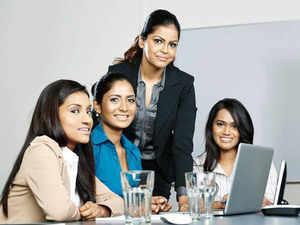 women-employee. thinkstock