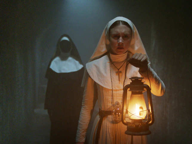 'The Nun' emerges as the 'Conjuring' franchise's best opener, earns Rs 28.5 cr in first weekend