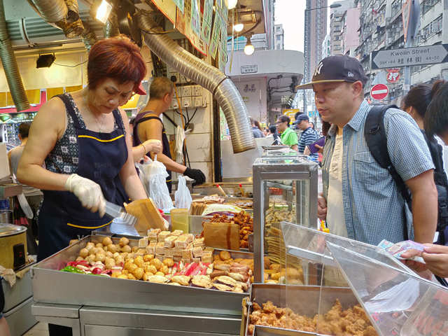 Planning a trip to Hong Kong? 7 places to get vegetarian food