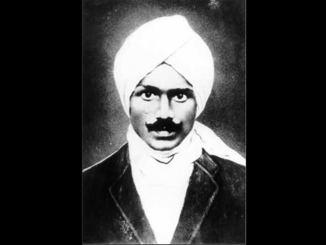Subramania Bharathi