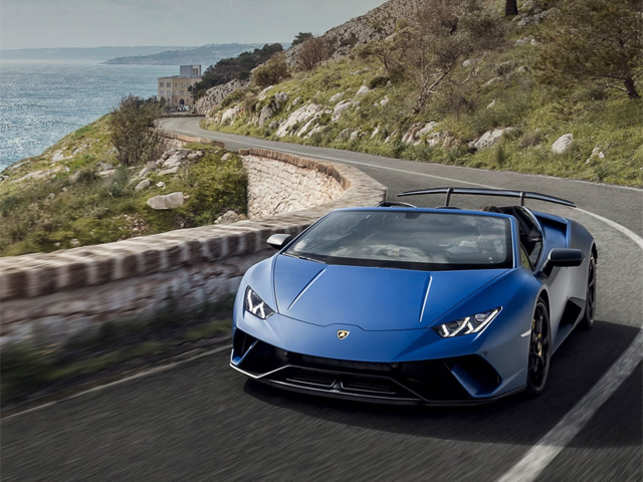 Lamborghini Beast of a car The Lamborghini Huracan