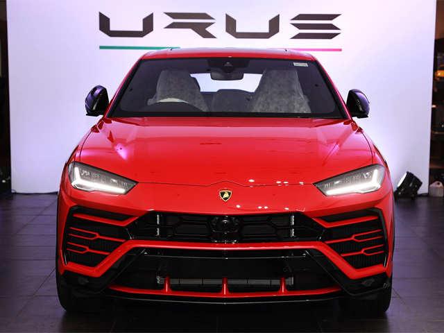 Performance Of Urus Urus Lamborghini S First Super Suv Just Sold