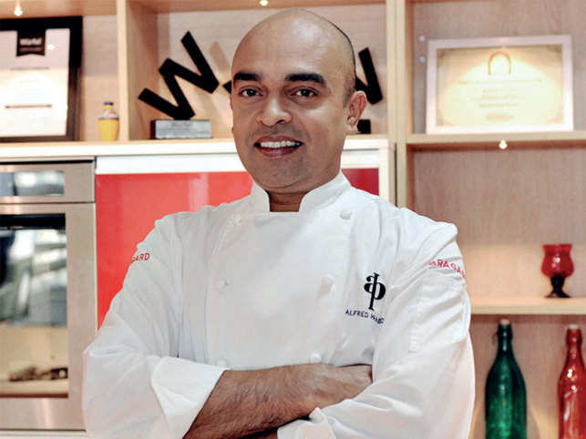 Frozen food is as nutrition as fresh items, says Michelin star chef Alfred Prasad