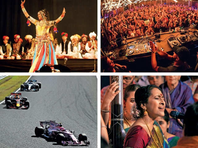 Luxury, food, entertainment and sports: Some events you've got to attend across the globe