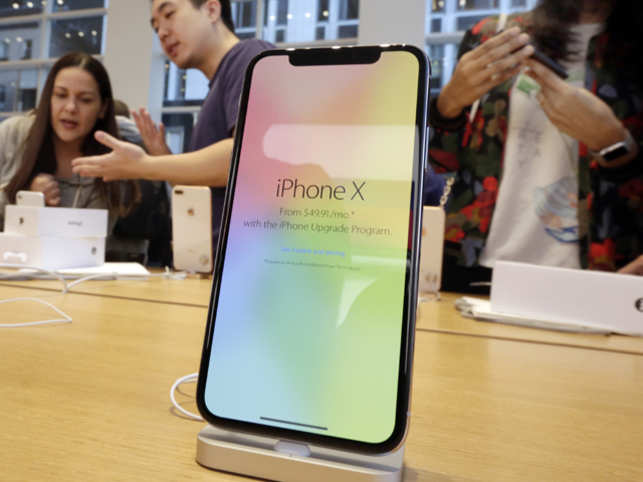 What made Apple a trillion-dollar company? iPhone X