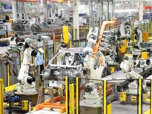 India's July factory output grows 6.6% YoY; August CPI at 3.69%