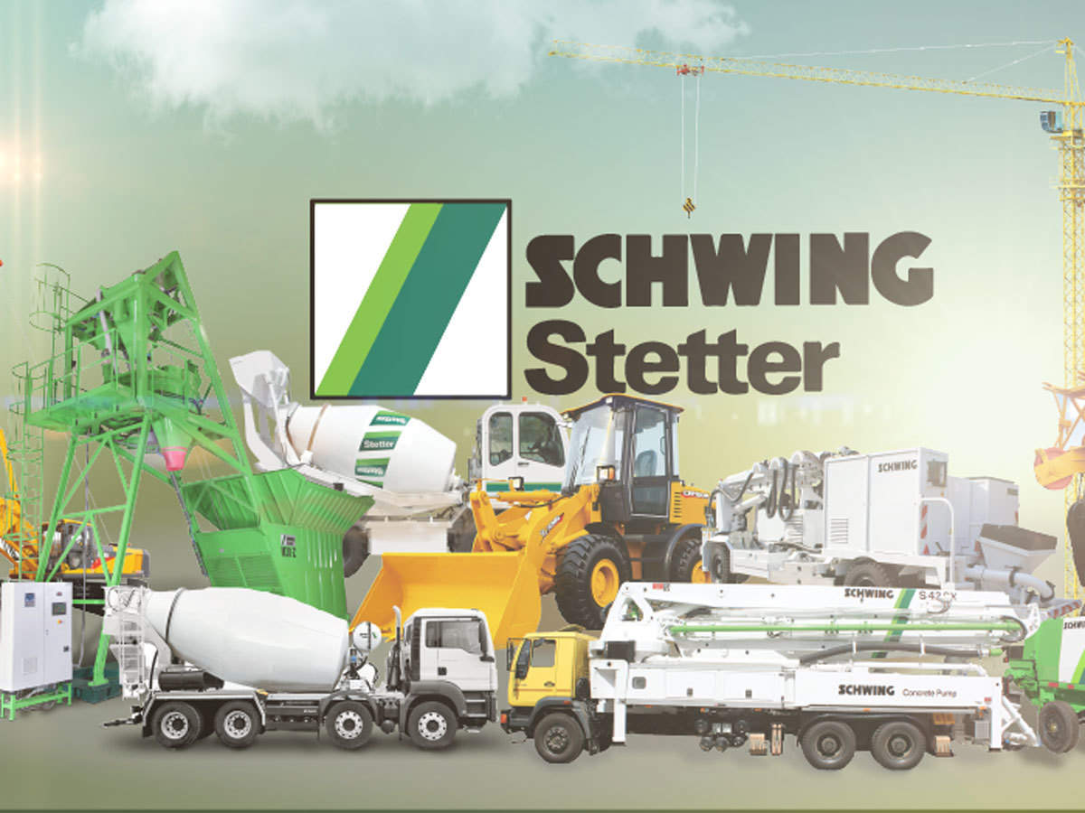 Schwing Stetter to set up new facility worth Rs 350 crore in