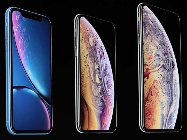 Apple launches new iPhone XR, XS, XS Max