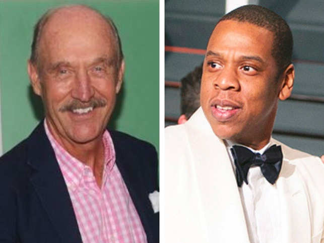 When Stan Smith didn't remember who Jay-Z was!