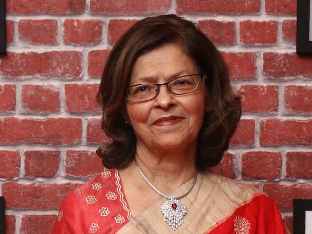 Kalpana Morparia, CEO, South & South East Asia, JP Morgan