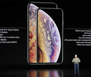 iPhone Launch Highlights: The XS can be yours at $999 and the XS Max at $1099