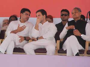 rahul Gandhi Rajasthan