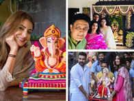 Anushka Sharma, Anil Kumble, Shilpa Shetty Kick Off Ganesh Chaturthi Celebrations