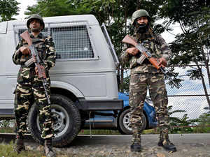 1 JeM terrorist killed and 8 security personnel injured in encounter in J&K's Reasi