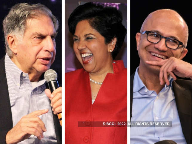 They say 'happy person makes a great leader'. And, these big bosses prove it time and again.  Across India and around the world, honchos like Ratan Tara, Indra Nooyi, Satya Nadella, Warren Buffett, Jack Ma and Bill Gates have proved their leadership skills.  On Positive Thinking Day, here are some amazing quotes by the leaders of change that will inspire you in the best way possible.