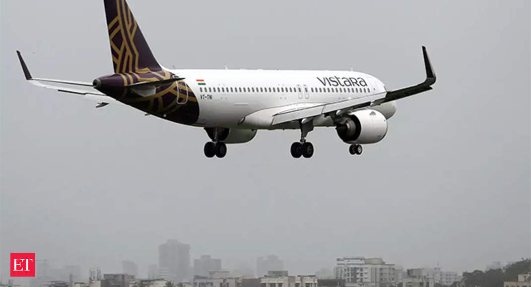 Vistara launches inflight entertainment system on its ...