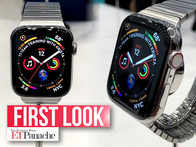 Apple Watch Series 4: First Impression