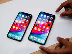 c90f0740edc0 Apple's new iPhones are unlikely to help revive the company's market share  in India, with retailers fearing the Rs1 lakh price tag will be a drag on  sales ...
