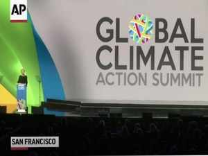 World leaders in SF for climate action summit