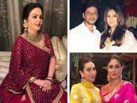 Antilia Gets Festive-Ready! Ambanis, SRK, Kapoor Sisters Celebrate Ganesh Chaturthi