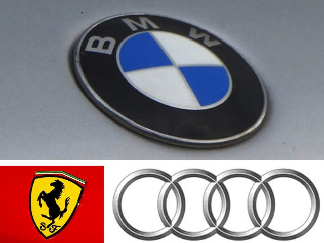 Convertible Cars Audi BMW Ferrari Top Most Luxurious - What car is better audi or bmw