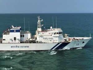 Coast Guard commissions patrol vessel 'Vijaya'