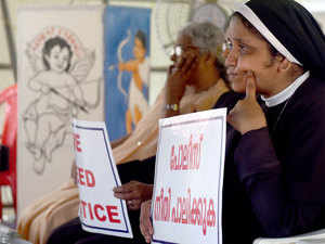 Case against Missionaries of Jesus after it releases nun's photo with Bishop