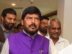 Not affected by price hikes, I'm a minister, get free fuel: Ramdas Athawale