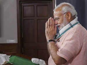 Gujarat BJP to celebrate Modi's birthday with welfare programmes