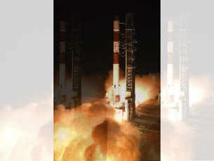 ISRO successfully puts two UK satellites into orbit