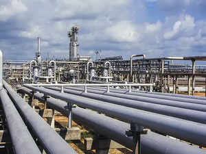 Gas distribution