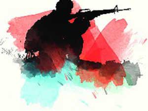 Jawan injured as militants open fire at CRPF camp